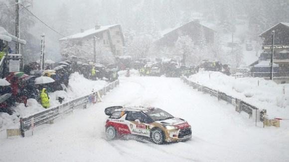 L'entame du Championnat du Monde WRC avec le rallye Monte-Carlo