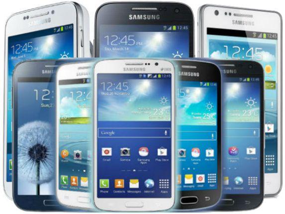 La fin d'année 2015 a donnée l'avantage à Samsung qui dépasse Apple