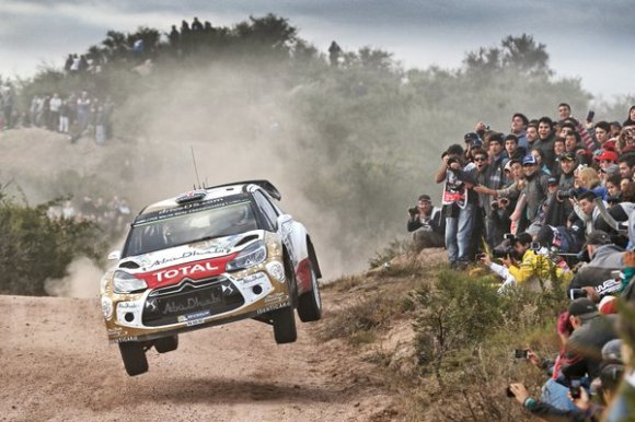 Le Rallye d'Argentine peut chambouler le classement avant le Rallye du Portugal