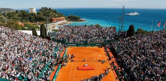 Les plus grands s'affrontent au tournoi de tennis de Monte-Carlo