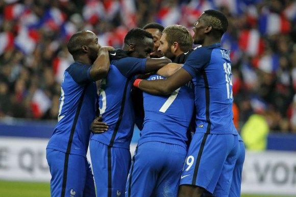 Voir le match de préparation à l'Euro 2016 France Cameroun en direct sur TF1 ce 30 mai