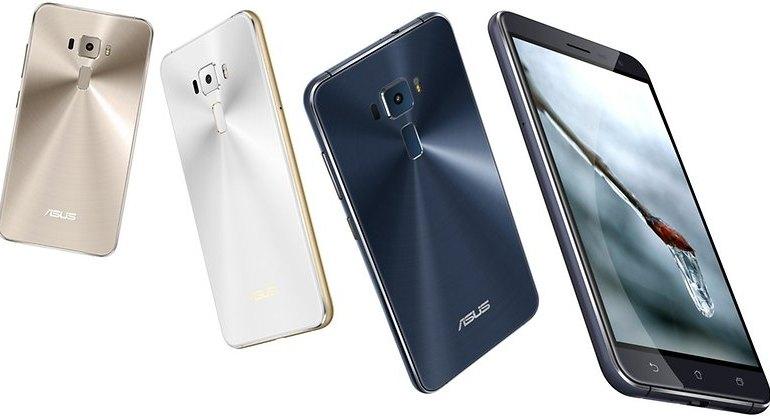 Asus pourrait intégrer le Top 5 du marché des smartphones dès 2017