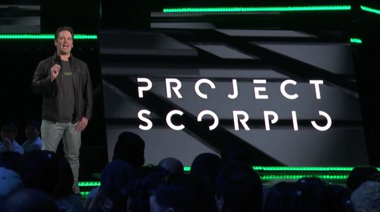 Le Project Scorpio de Microsoft pourrait se rapprocher d'un PC Gaming