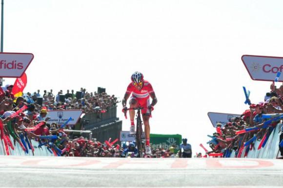 Le Tour d'Espagne en vidéo : Voir les résultats de l'étape du jour