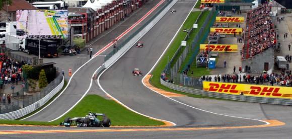 Regarder la F1 en direct et le résumé vidéo du GP de Belgique