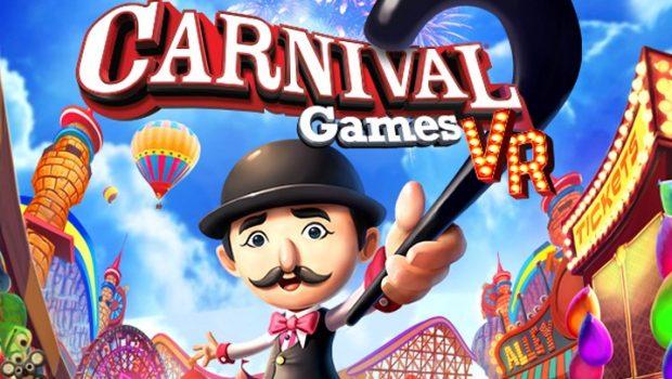 Test Carnival Games VR : La fête foraine acceptable mais sans plus sur PS VR