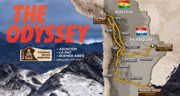 Le Rallye Raid en direct live : Résultat et classement 39e édition du Dakar