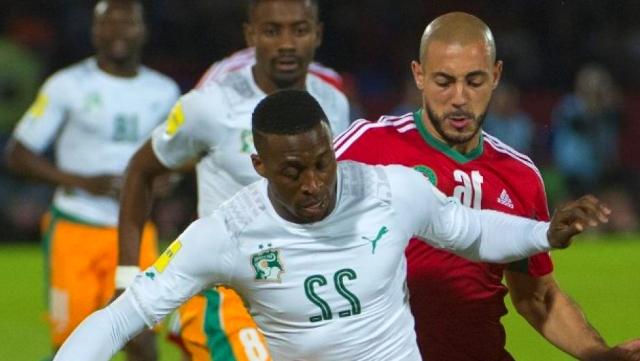 Match Maroc Cote d Ivoire