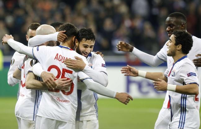 R sultat et replay lyon 8e de finale de l 39 europa league comment regarder le match ol as roma - Resultat coupe europa league ...