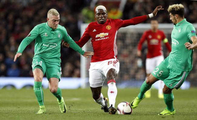 Regader le match AS Saint-Étienne Manchester United en direct live : Résultat Europa League et replay buts ASSE