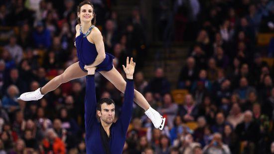 Voir les Championnats du Monde de patinage artistique : Replay compétition, classement, médailles