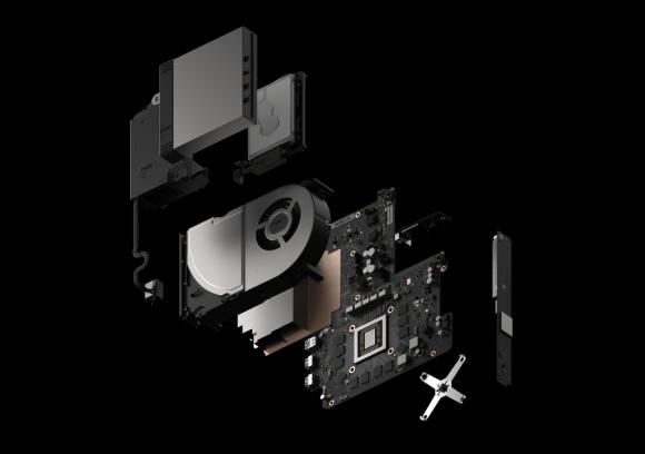 Détails techniques et puissance de la Xbox Project Scorpio et coût de fabrication de la Nintendo Switch