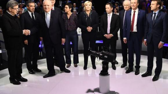 Présidentielle 2017 le débat décisif à voir sur France 2 en direct : Replay vidéo débat