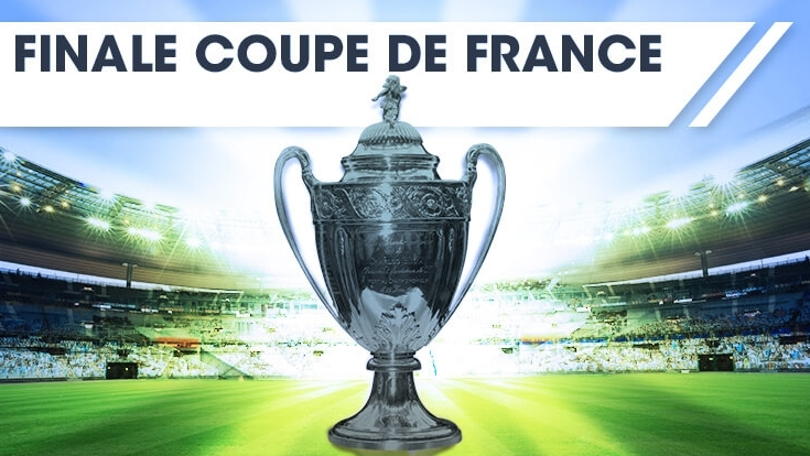 Football Finale Coupe de France