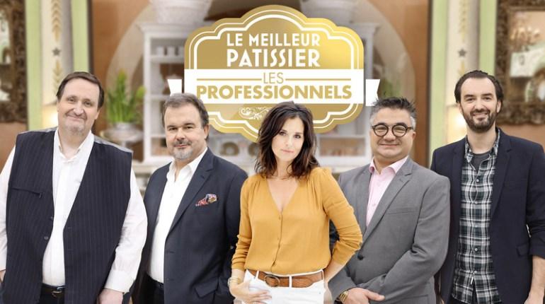 Voir le meilleur pâtissier sur M6 : Le 3e épisode avec les professionnels sur 6Play
