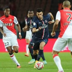 Paris Saint Germain Monaco Sofascore Reclining Leather Sofas Comment Voir Le Match As En