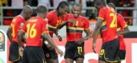 Mali Vs Angola : 3 - 0