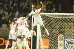Mali Vs Angola : 4 - 0