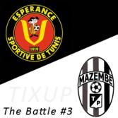 Espérance Sportive de Tunis Vs TP Mazembé - By Tixup