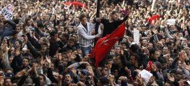Protestation en Tunisie