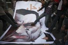 Hosni Moubarak a degagé