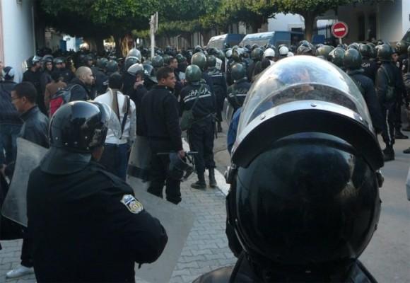 Arme en Tunisie