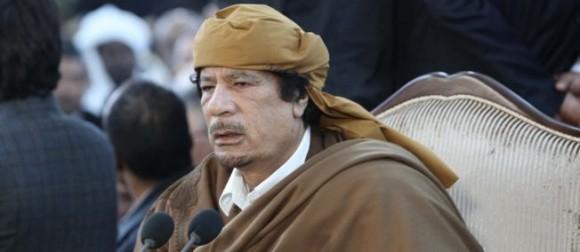 Mouamar Kadhafi - Dirigeant de la Libye