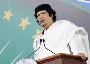 Mouammar Kadhafi : dirigeant de la Libye