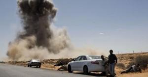 Zone d'exclusion Aerienne en dessus de la Libye