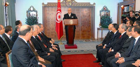 Fouad Mebazaâ : Président par intérim de la Tunisie