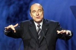 Jacques Chirac : ex Président de la France