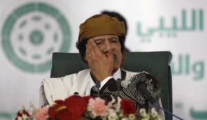 Mouamar Kadhafi : Dirigeant de la Libye