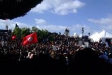 Manifestation de la Kasbah