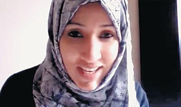 Manal Al Sherif - Arabie Saoudite
