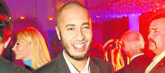 Seif Al Arab - fils du Colonel Mouamar Kadhafi