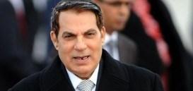Le président déchu : Zine El Abidine Ben Ali