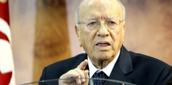 Béji Caïd Essebsi : Premier ministre par intérim de la Tunisie