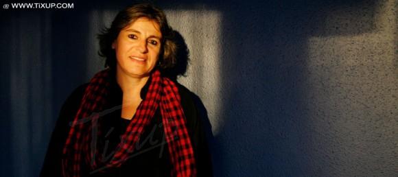 """Nadia El Fani : réalisatrice de """"Laïcité, inch'Allah"""""""