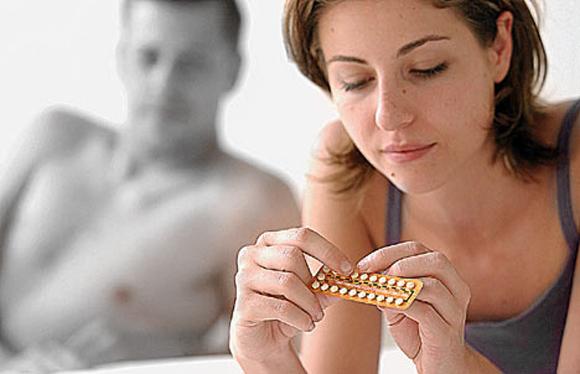 La pilule contraceptive n'est pas réservée que pour les femmes