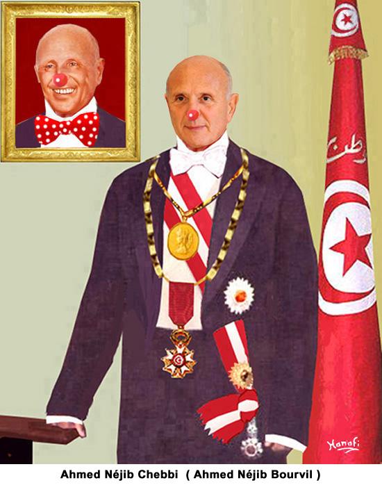 Ahmed Nejib Chebbi (Ahmed Nejib Bourvil)