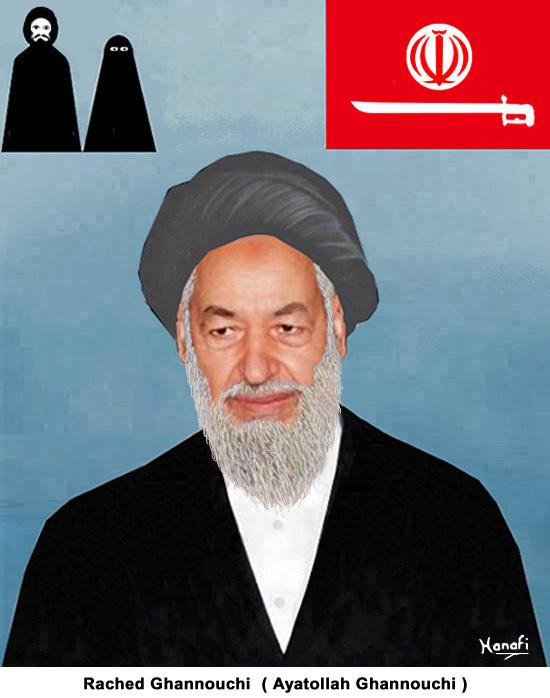 Rached Ghannouchi (Ayatollah Ghannouchi)