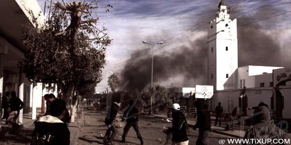 Le RCD serait derrière la violence entre les habitants de Jbneniana et Msatria