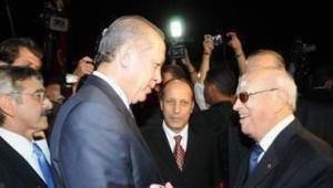 Recep Tayyip Erdogan - Béji Caïd Essebsi