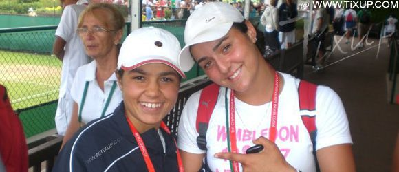 Nour Abbes & Ons Jabeur