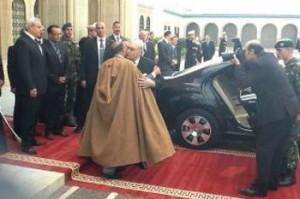 Moncef Marzouki - Fouad Mebazaa