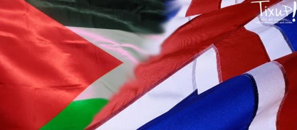 Palestine - Islande