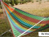 V Weave hammock – Davinci