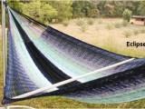 V Weave hammock – Eclipse