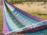 V Weave hammock – New Wave