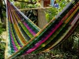 V Weave hammock – Einstein